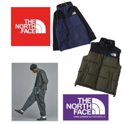 【THE NORTH FACE】21AW 続々入荷