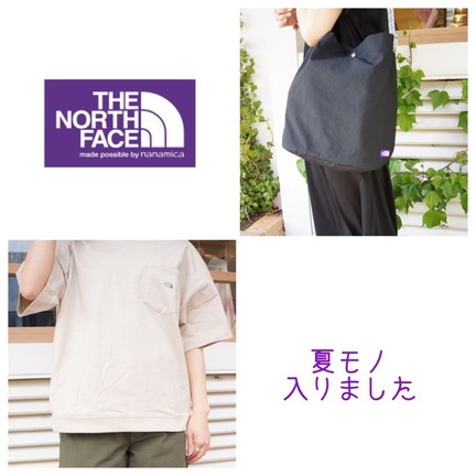 【THE NORTH FACE PURPLE LABEL】の新入荷!