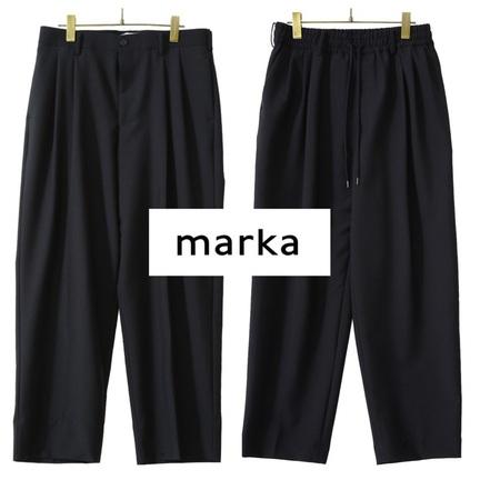 「markaのパンツ」徹底比較!