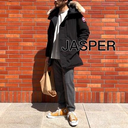 【CANADA GOOSE】カナダグースのダウン  その1  JASPER(ジャスパー)