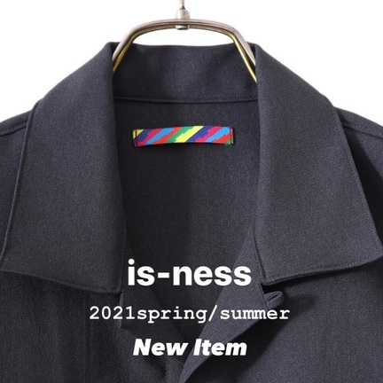 is-ness 21ss New Item