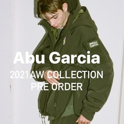 Abu Garcia 2021aw 先行予約!