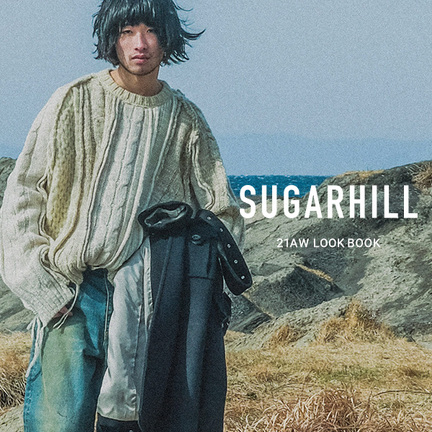 SUGERHILL 2021aw Look