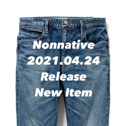 nonnative (ノンネイティブ) 2021.04.24 Release