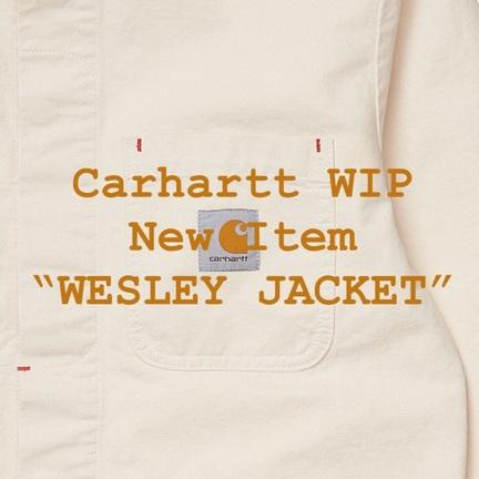 """Carhartt WIP """"WESLEY JACKET """""""