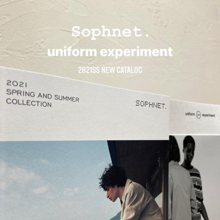 sophnet. Uniform Experiment 21ss New Catalog