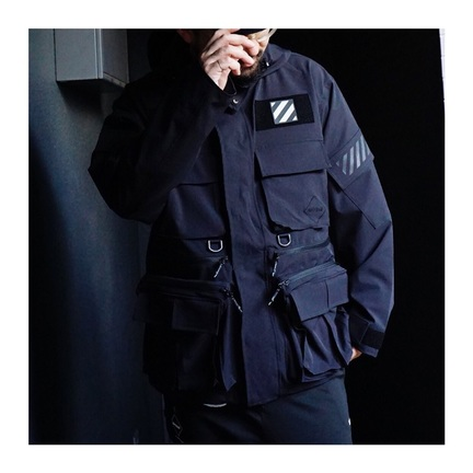 FCRB New Jacket