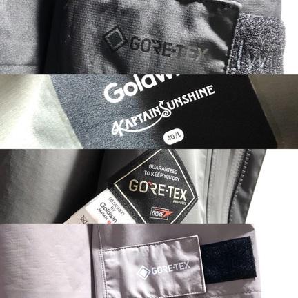 Kaptain Sunshine (キャプテンサンシャイン) GoreTex Coat