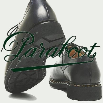【PARABOOT】雨の日の気分を上げる靴
