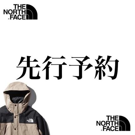 【TNF】21SS先行予約スタート!!
