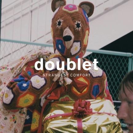【doublet】明日、21SSが立ち上がります。