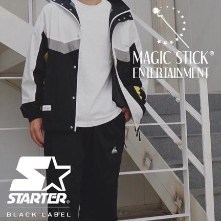 カルチャーの融合【MAGIC STICK × STARTER BLACK LABEL】