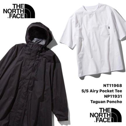 【TNF】新着ノースフェイス
