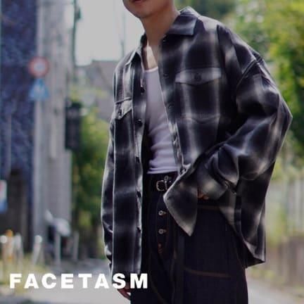 【FACETASM】オンブレが着たい!