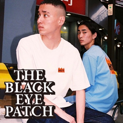 BlackEyePatch 20FW 1st delivery launch