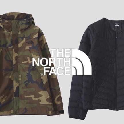 【20AW】THE NORTH FACE 新入荷