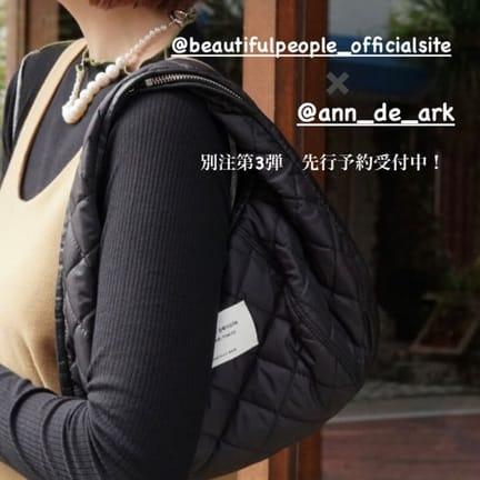 【beautifulpeople】×【ANN DE ARK 】別注第三弾先行予約受付中!