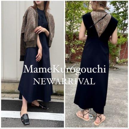【 Mame Kurogouchi 】NEWARRIVAL