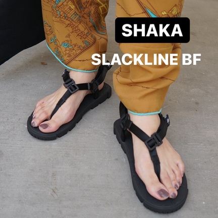 【SHAKA(シャカ)】新作です!