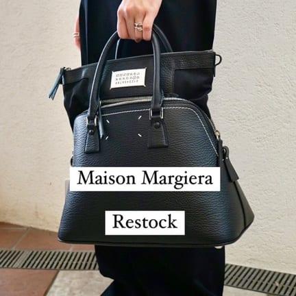 【Maison Margiera(メゾンマルジェラ)】5ACRestock!!