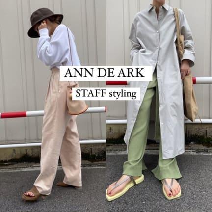 ANN DE ARK styling