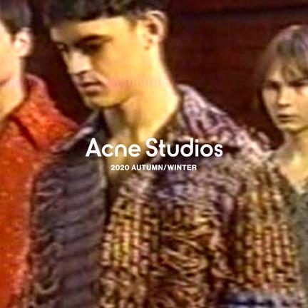 "Acne Studios ""sweat"""