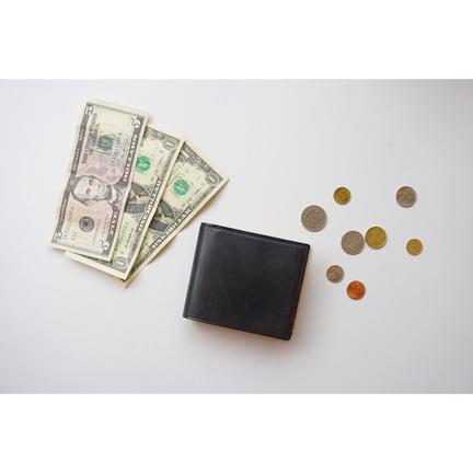 Hender Scheme - half folded wallet -