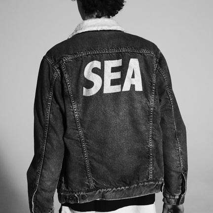 WIND AND SEA × MINEDENIM