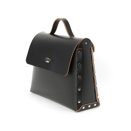 Hender Scheme - assemble hand bag flap L -