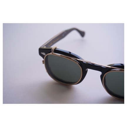 MOSCOT - CLIP TOSH GOLD-G15 -