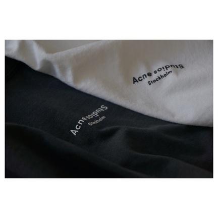 Acne Studios - EXTORR STAMP T-SHIRTS -