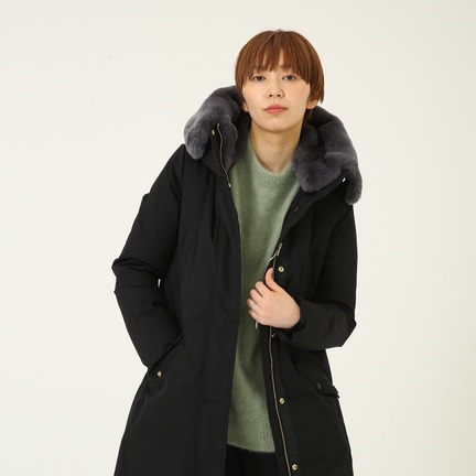 WOOLRICH《COCOON PARKA》サイズ感について