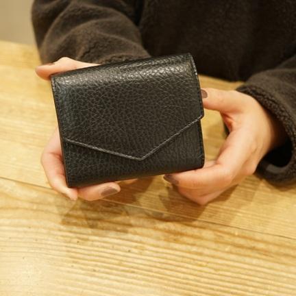 【Maison Margiela】コンパクトな三つ折り財布のご紹介