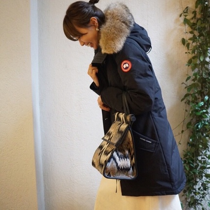 ROSSCLAIR PARKA の魅力