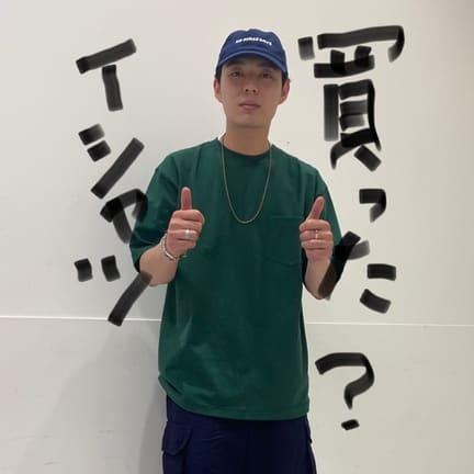 """夏の大定番!!おすすめ""""無地Tシャツ""""のスタイリング3選"""