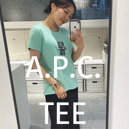 A.P.C. Tシャツ特集②