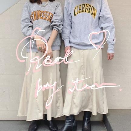 渋谷店STAFF Real buy item 第1弾-tonedachi編-