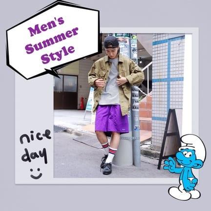 これぞ夏!漢のSummer Style!!!
