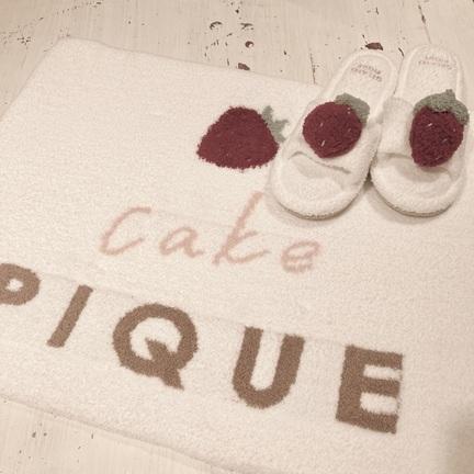 まるでショートケーキのようなバスグッズシリーズ