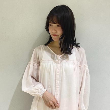 透明感のあるピンクが可愛い♡【SAKURA FAIR】ティアードシリーズ