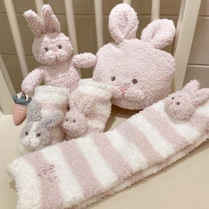 ふかふかキュートな'パウダー'ウサギシリーズ