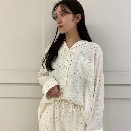 女性らしくドリーミーなパジャマシリーズ