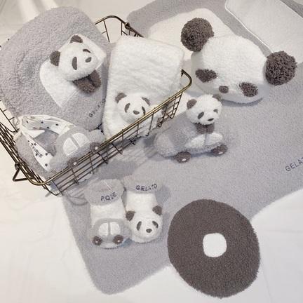 【Baby&Kids】パンダ&くるまシリーズ