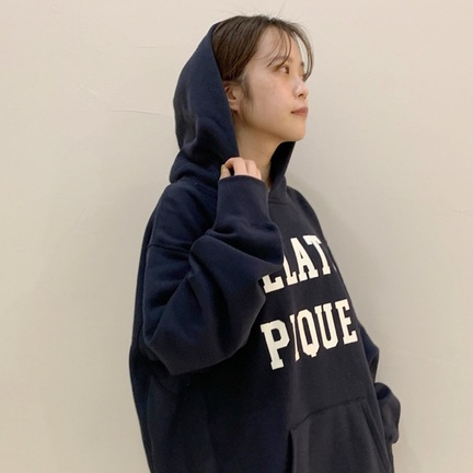 【HOMME】サスティナブルなスウェットシリーズ