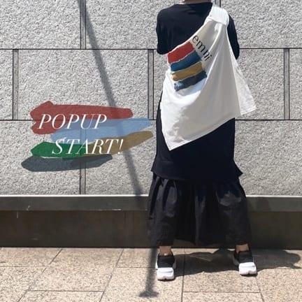 日本橋三越本店 POP UP STORE OPEN !!