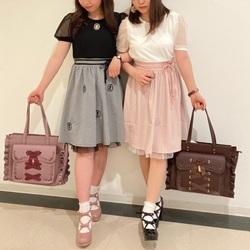 【Twins*ライブ参戦コーデ*】