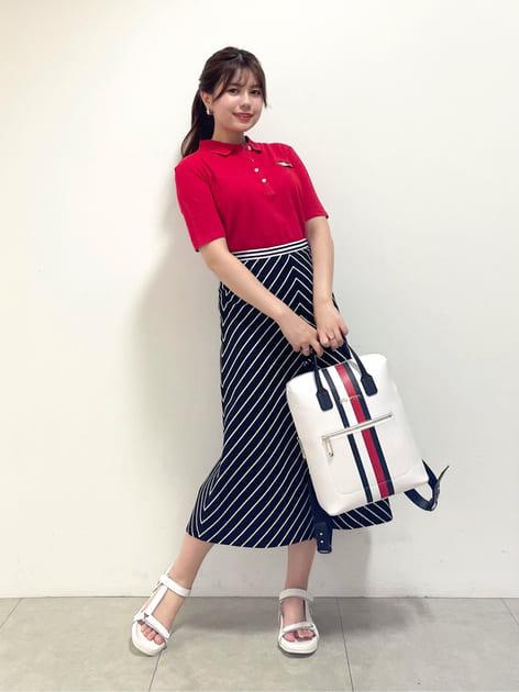 トミー ヒルフィガー 新宿タカシマヤ店 WOMEN