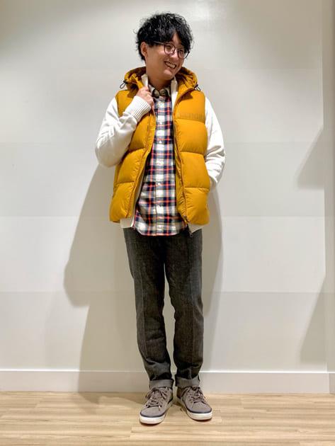 トミー ヒルフィガー 大丸札幌店 MEN
