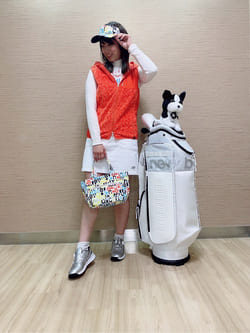 8108905 | Fujino | New Balance Golf (ニューバランスゴルフ)