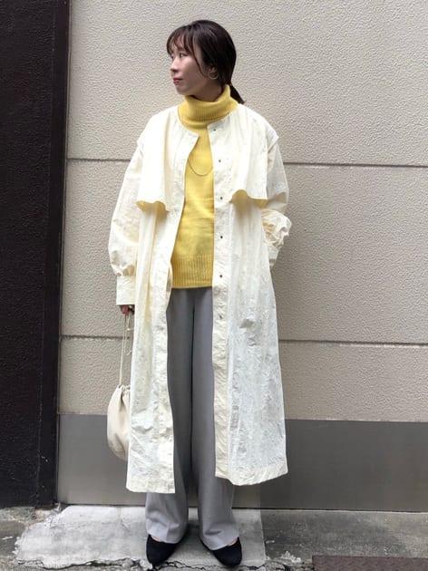 DOUX ARCHIVES SHISHI コーディネート画像